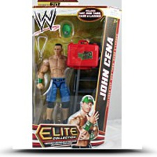 John Cena Wwe Elite 20 Toy Action Figure