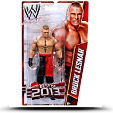 Wwe Best Of 2013 Brock Lesnar Figure