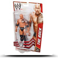 Wwe Classics Signature Series The Rock