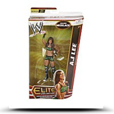 Wwe Elite Collection Aj Action Figure