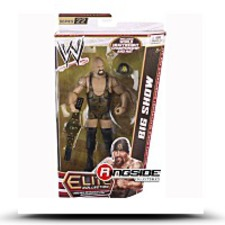 Wwe Elite Collection Big Show Action