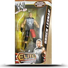 Wwe Elite Series 19 Brock Lesnar Action