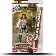 Wwe Elite Series 19 Shawn Michaels Action