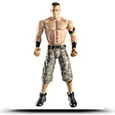 Wwe Flex Force Body Slammin John Cena