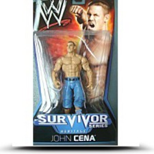 Wwe John Cena 2010 Survivor Series Figure