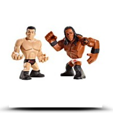 Wwe Rumblers Booker T And Cody Rhodes