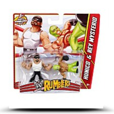 Wwe Rumblers Hunico And Rey Mysterio