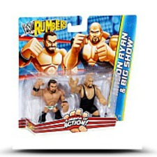 Wwe Rumblers Mason Ryan And Big Show