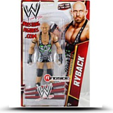 Wwe Ryback Action Figure