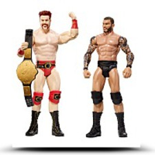 Wwe Series 21 Battle Pack Sheamus Vs