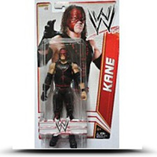 Wwe Series 23 Kane With Mask Figure