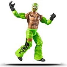 Wwe Series 23 Rey Mysterio Figure
