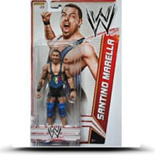 Wwe Series 23 Santino Figure