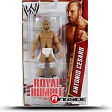 Wwe Series 32 Antonio Cesaro Figure