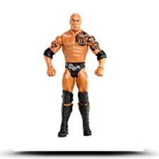 Wwe Series 32 The Rock Figure