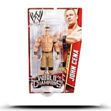 Wwe World Champions John Cena Action