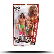 Wwe World Champions Ultimate Warrior