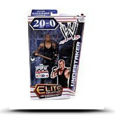 Wwe Wrestling Elite Exclusive 200 Action