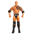 series rock figure mattel wrestling action