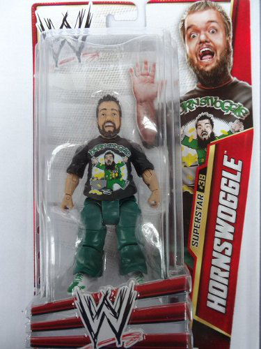 Wwe Hornswoggle Action Figure