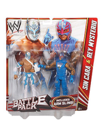 Wwe Battle Pack Sin Cara Vs Rey Mysterio