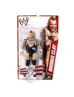 Wwe Brodus Clay Action Figure