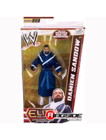 Wwe Elite Collection Damien Sandow Action
