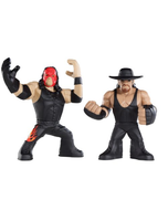 Wwe Rumblers Kane And Undertaker Figure