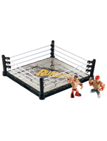 Wwe Rumblers Ring With John Cena